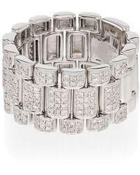 SHAY ダイヤモンド リング 18kゴールド - メタリック