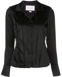 Alexis Ottile シルクシャツ - ブラック