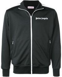 Palm Angels - Logo Track Jacket - Lyst