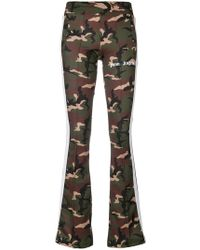 Palm Angels - Camouflage Skinny Track Pants - Lyst