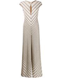 Missoni Diagonal Stripe Knit Jumpsuit - Meerkleurig