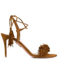 Aquazzura - 'wild Thing' Sandals - Lyst