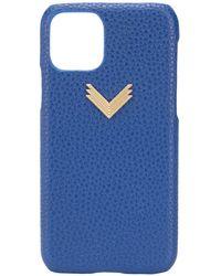 Manokhi X Velante Iphone 11 Pro Case - Blue