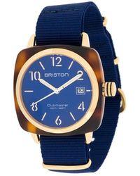 Briston Clubmaster Classic Acetate 腕時計 - ブルー