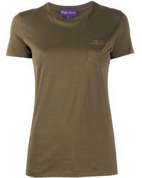 Ralph Lauren Collection - クルーネック Tシャツ - Lyst