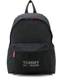 Tommy Hilfiger Рюкзак Cool City С Логотипом - Черный