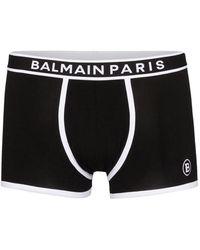 Balmain ボクサーパンツ - ブラック