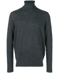 Chalayan - Split Roll Neck Jumper - Lyst