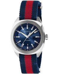 Gucci GG2570 41mm 腕時計 - レッド