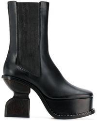Loewe Laarzen Met Plateauzool - Zwart