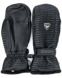 Rossignol Select Impr Textured Mittens - Black