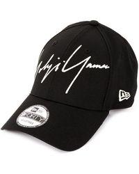 Yohji Yamamoto - Designer Sign Cap - Lyst
