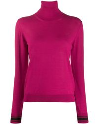 Golden Goose Deluxe Brand - G35wp177a3 Fucsia Fucsia - Lyst