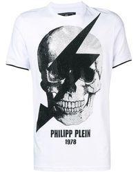 Philipp Plein - Thunder Tシャツ - Lyst