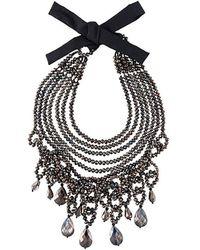 Night Market | Beaded Necklace | Lyst