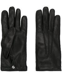 Alexander McQueen - Lambskin Gloves - Lyst