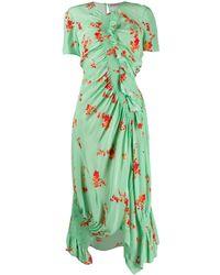 Preen Line Serelida ドレス - グリーン