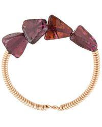 Petite Grand Кольцо Garnet - Многоцветный