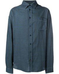 Balenciaga Tシャツ シャツ - ブルー