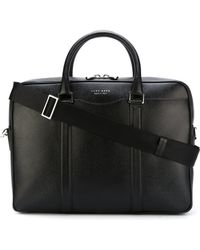 BOSS - 'signature Ns Zip' Briefcase - Lyst