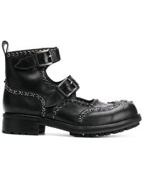 KTZ - Limited Edition Studded Ankle Boots - Lyst