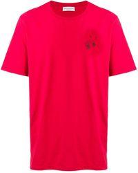 Saint Laurent - プリント Tシャツ - Lyst
