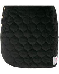 Gcds スリムスカート - ブラック