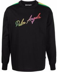 Palm Angels - Толстовка С Логотипом Miami - Lyst