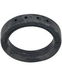 Parts Of 4 'Sistema' Ring - Schwarz