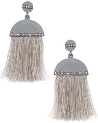 Camila Klein - Tassel Earrings - Lyst