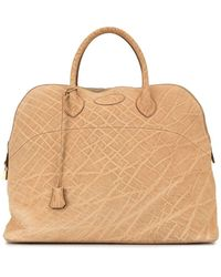 Hermès Borsa tote Bolide 45 Pre-owned - Multicolore