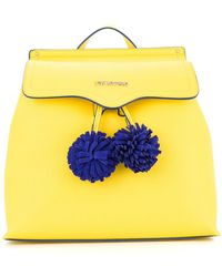 Love Moschino | Pompom-detail Backapack | Lyst
