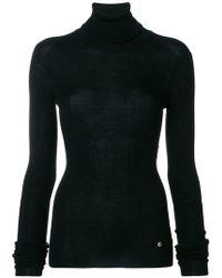 Nina Ricci - Ribbed Turtleneck Sweater - Lyst