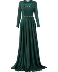 Alexis Mabille - Long Sleeve Gown - Lyst