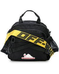 Off-White c/o Virgil Abloh Oversized Belt Bag - Black