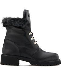 Giuseppe Zanotti Phillis Boots - Black