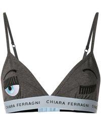 Chiara Ferragni - Eye Soft Bra - Lyst