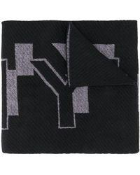 Givenchy Шарф С Логотипом - Черный