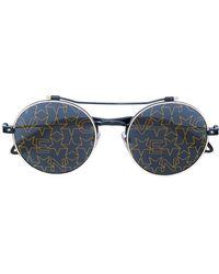 Givenchy - Gafas de sol con estrellas en la lente - Lyst