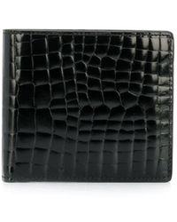Maison Margiela Классический Бумажник - Черный