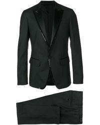DSquared² スパンコール ツーピース スーツ - ブラック