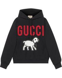 Gucci - ロゴ パーカー - Lyst