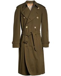Burberry Trench Heritage The Westminster - Vert