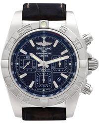 Breitling Наручные Часы Chronomat 44 Мм - Коричневый