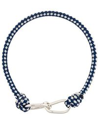 Annelise Michelson - Wire Cord Small Bracelet - Lyst