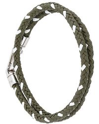 Tod's | Woven Bracelet | Lyst