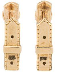 Hermès Gemelli a cintura Pre-owned - Metallizzato