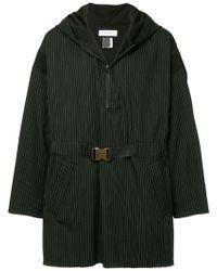 Facetasm - Striped Pullover Jacket - Lyst