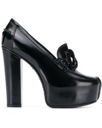 Givenchy - Loafers Met Plateauzool - Lyst