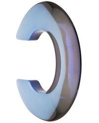 Lizzie Fortunato Meridian Cuff Bracelet - Blue